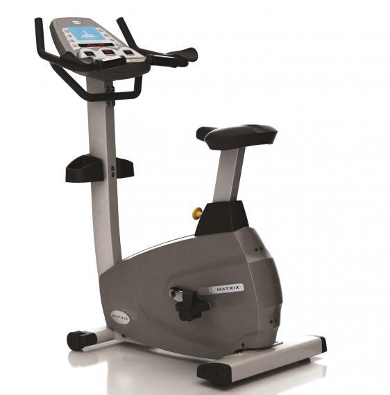 Used Bargains 187 Matrix U1x Exercise Bike 187 Fleet Fitness Perth